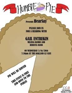 Humble pie Gail Entrekin